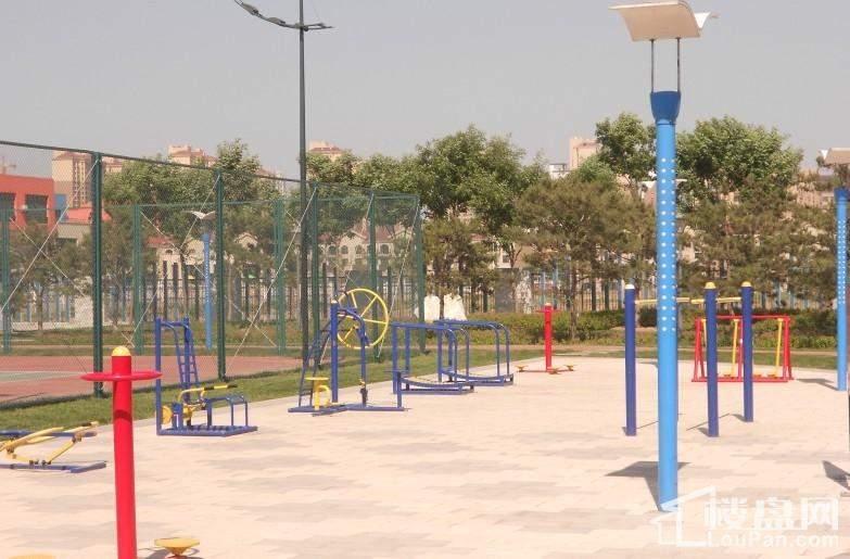 香榭家园周边配套-体育设施