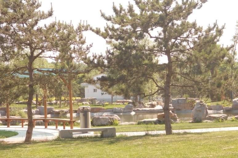 香榭家园实景图