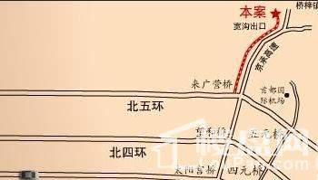 宽沟玖号院位置图