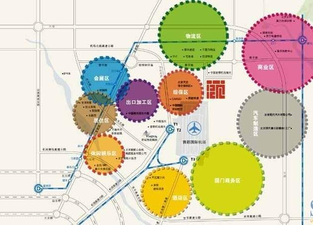 航城广场位置图