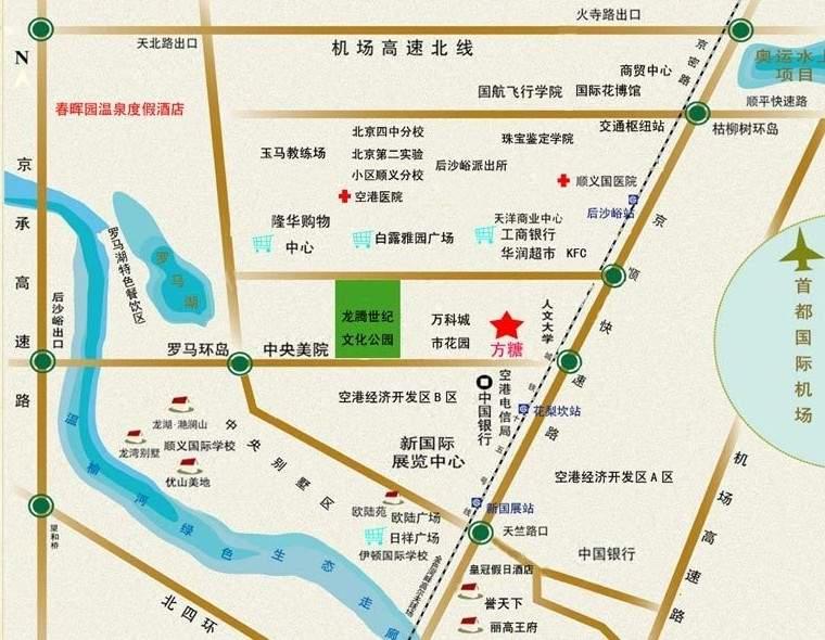 北京方糖位置图
