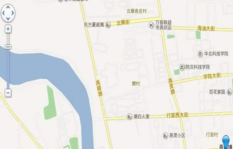 富地广场位置图