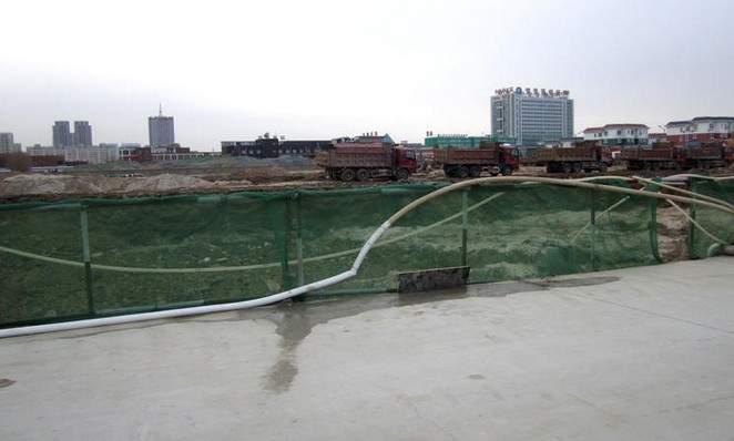 富地广场实景图