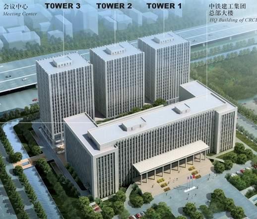 北京诺德中心效果图