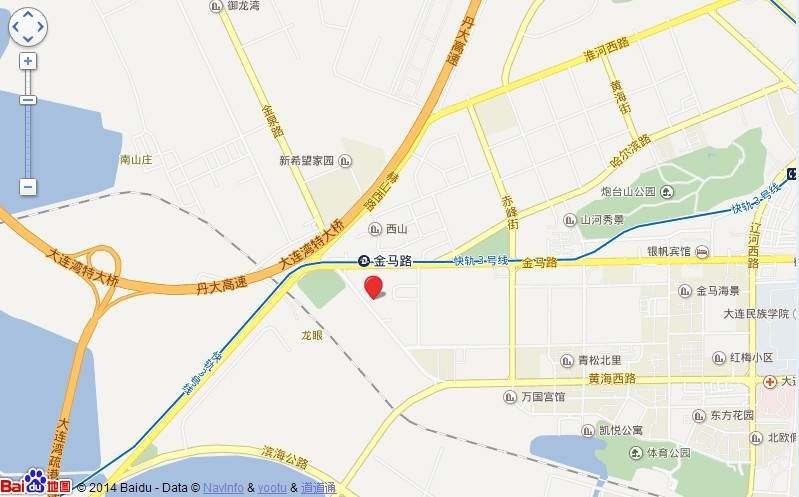 远洋壹中心位置图
