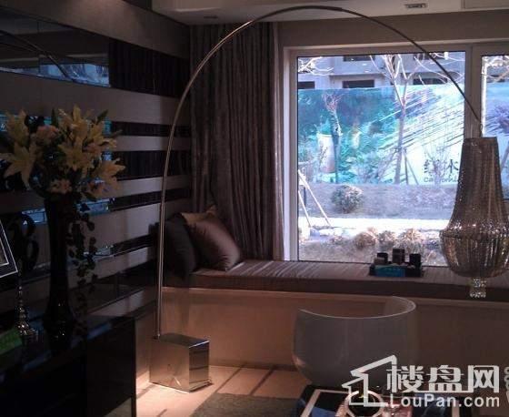 北京城建红木林样板间