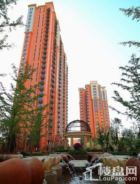 北京城建红木林配套图