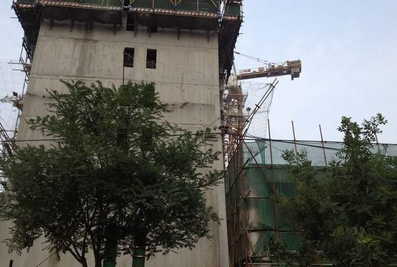 翰达与京能联合体南苑乡大红门地块实景图