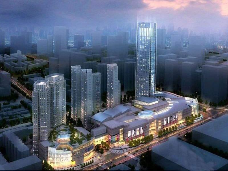 天津大悦城实景图