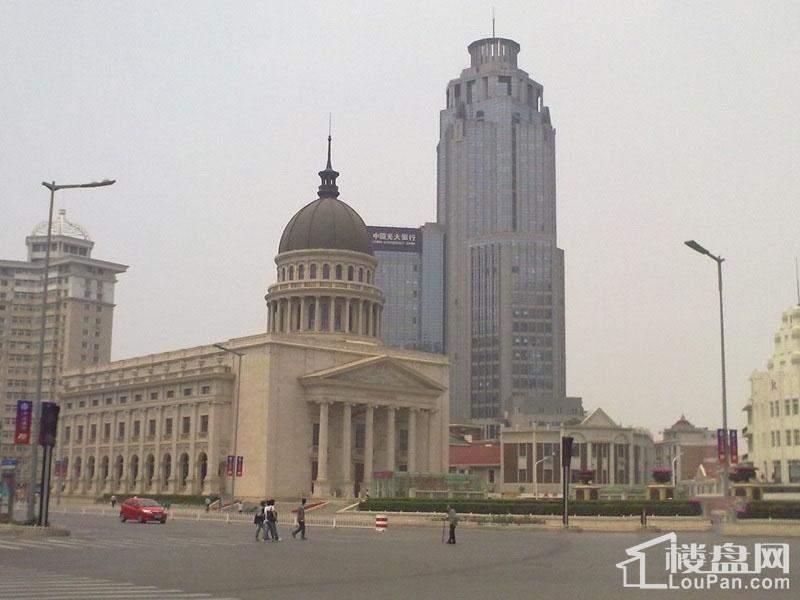 天津国际贸易中心配套图