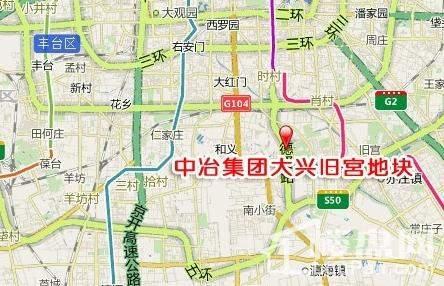 中冶德贤公馆位置图