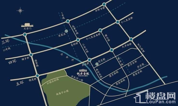 枫丹壹號位置图