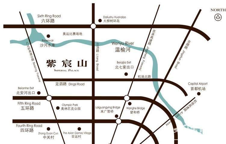珠江紫宸山位置图