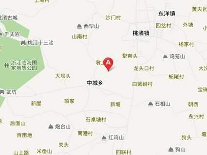 星湖花城位置图