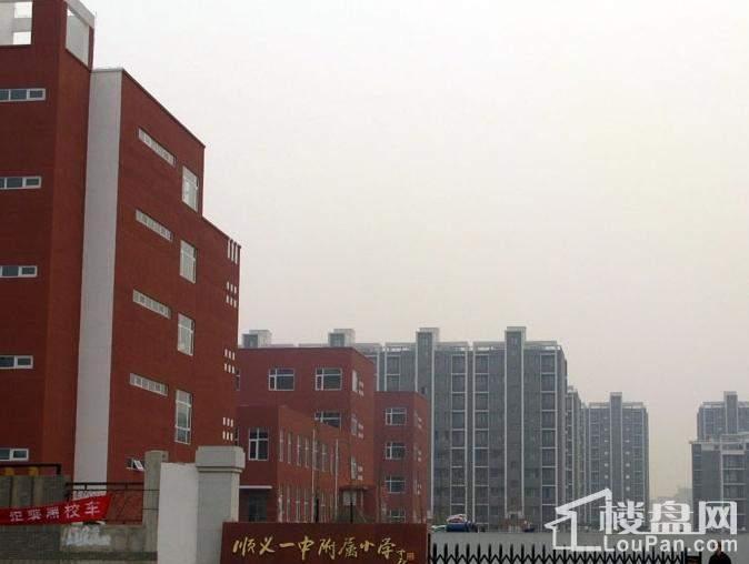 中建国际城配套图