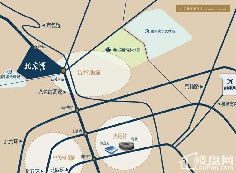 北京湾位置图