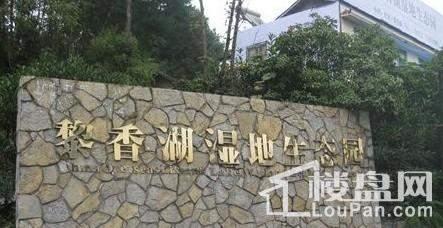 中海黎香湖生活配套