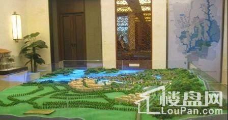 中海黎香湖项目实景