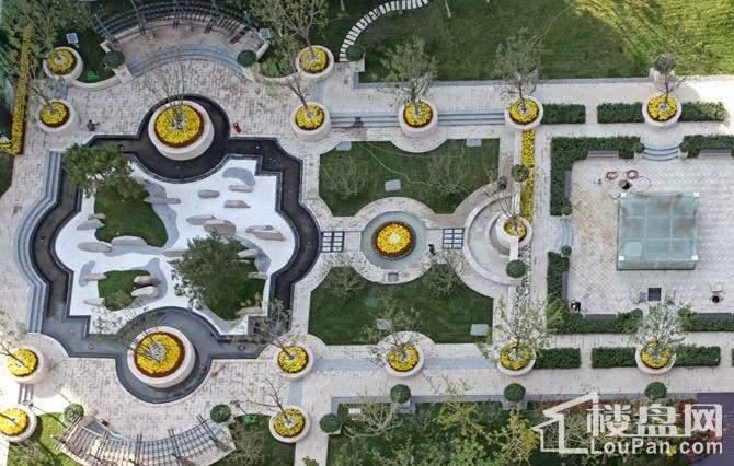 北京城建世华泊郡实景图