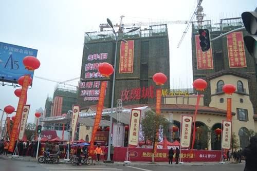 宏信·玫瑰城实景图