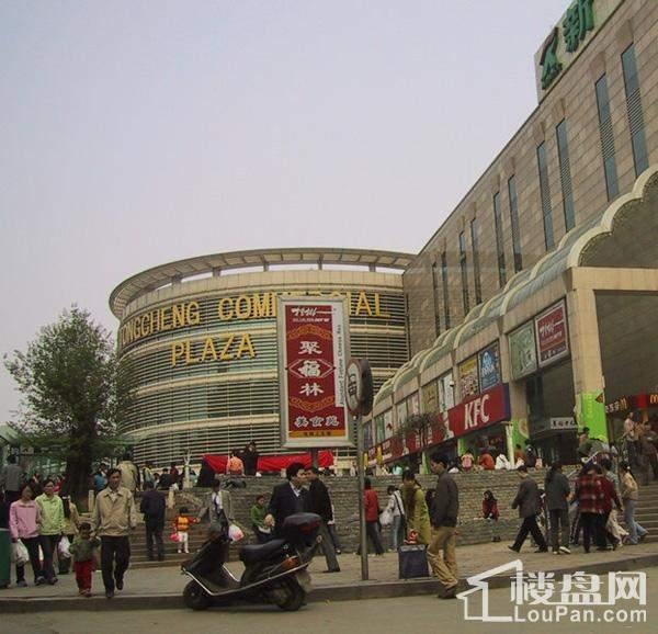 中国电建湘熙水郡配套图
