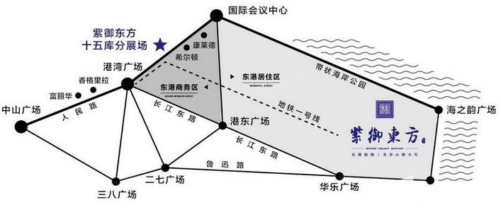 紫御东方位置图