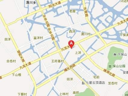 温岭银泰城位置图