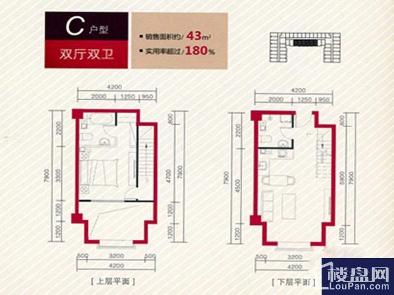 海东1号户型图