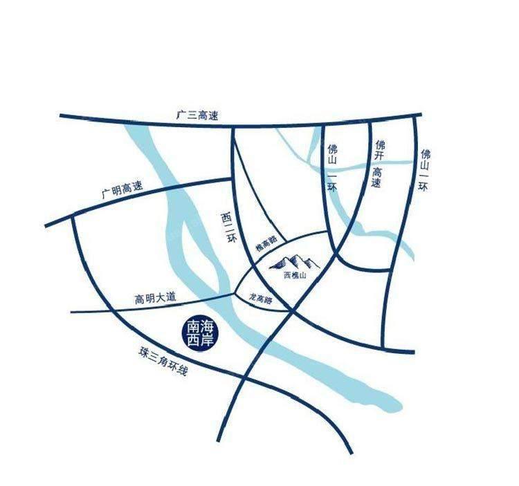 威尼斯洲位置图
