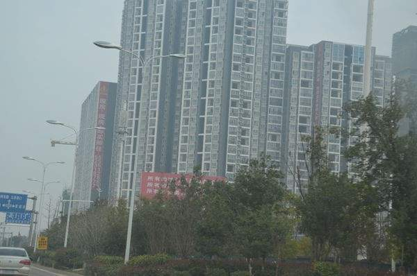 新城雅园实景图