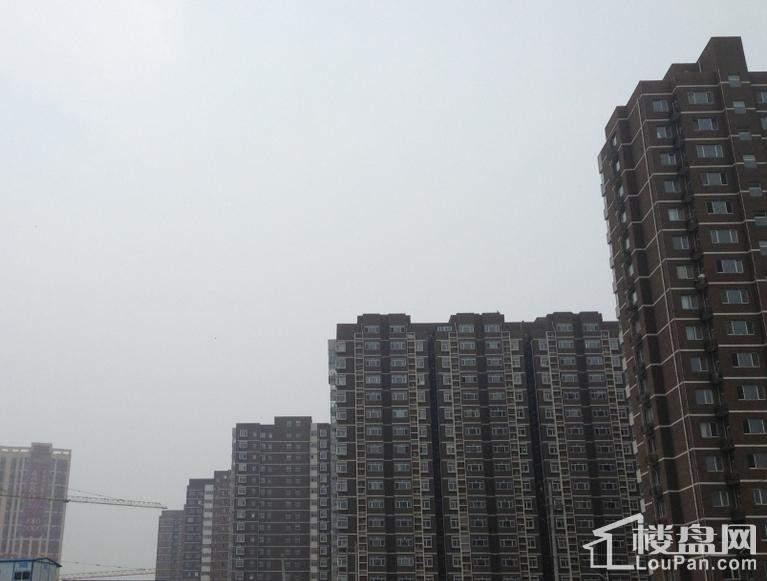 溪语蓝湾实景图