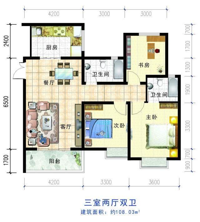 中国草海国际养生基地户型图