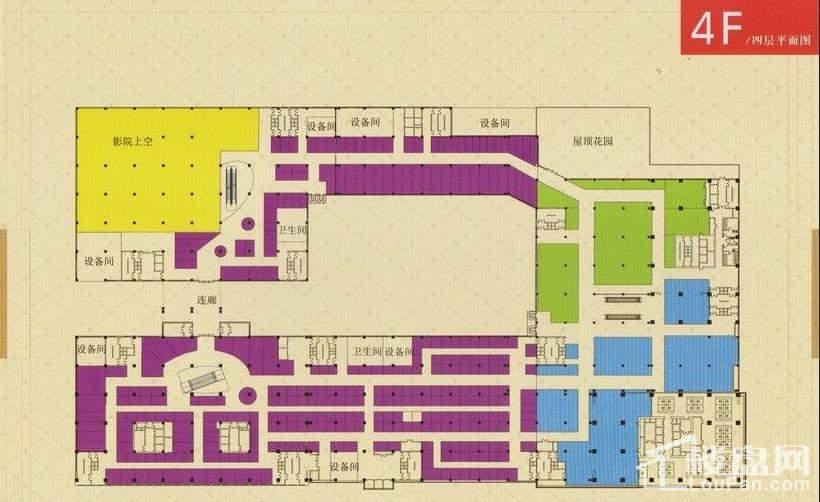 阳光三龙商业广场户型图