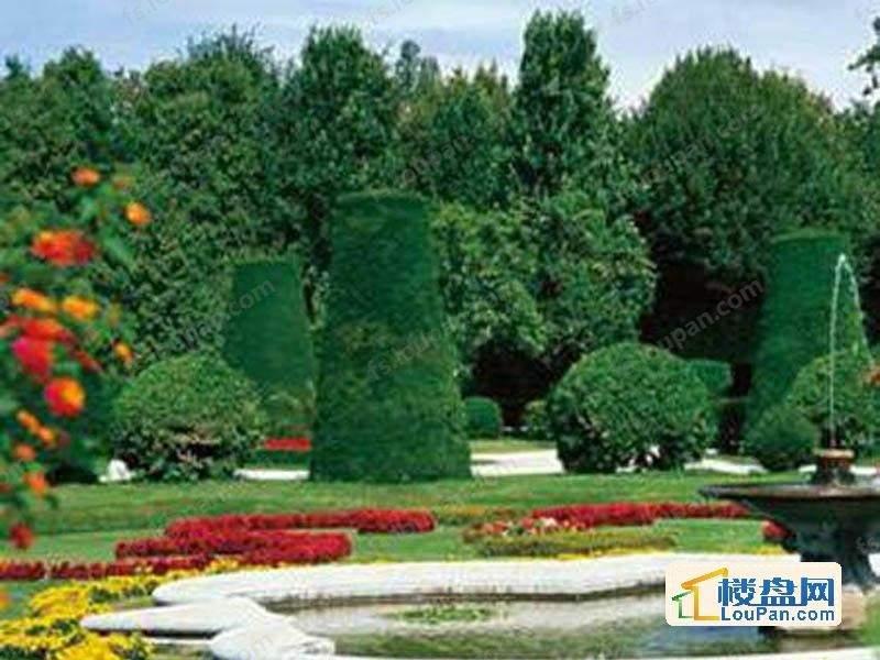 碧桂园城市花园配套图