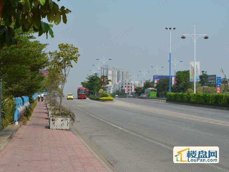 东海银湾实景图