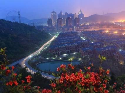 西锦御园实景图
