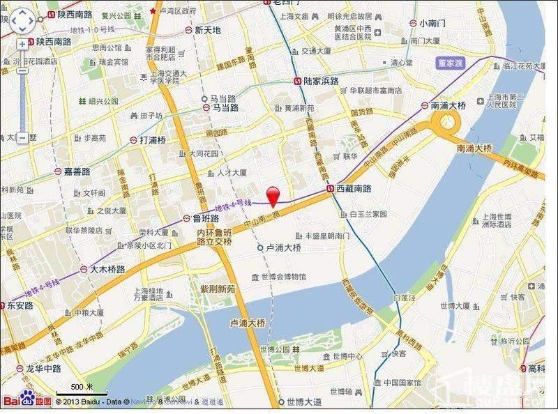 东怡花苑位置图