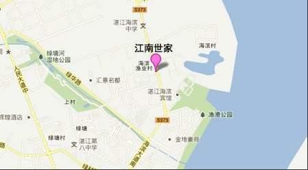 明景·江南世家位置图