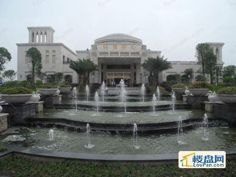 云山峰境花园实景图