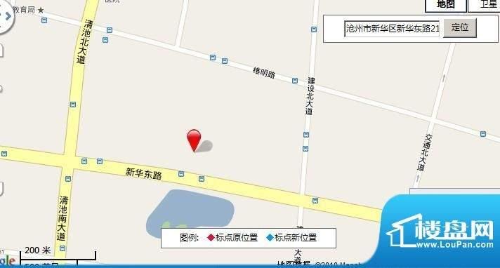 鼓楼上城商业位置图