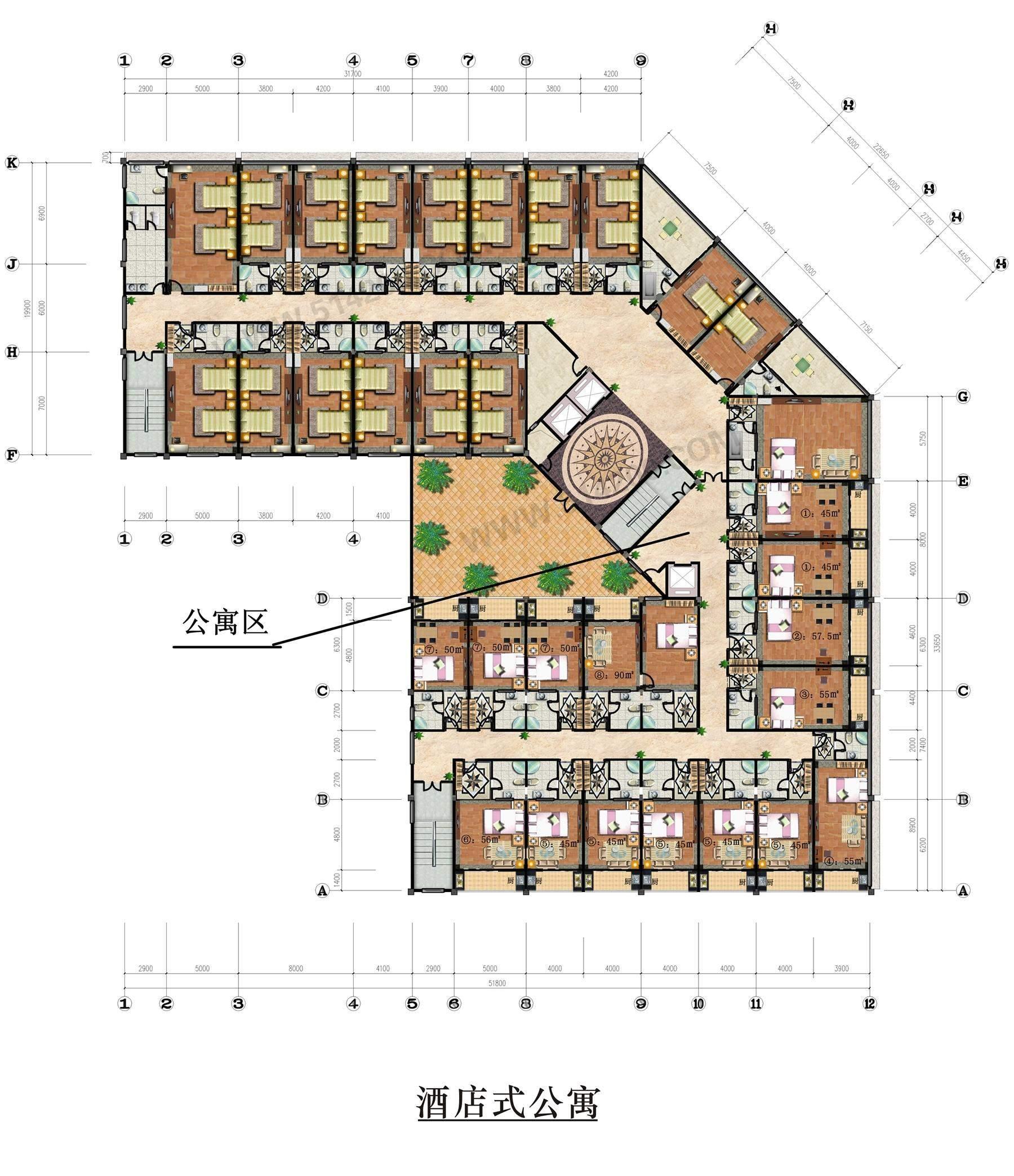 城南新邨酒店公寓