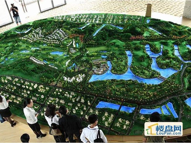 广佛新世界都市综合体 配套图