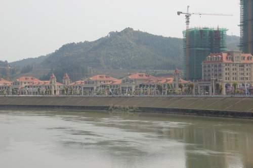 建阳凯旋城实景图