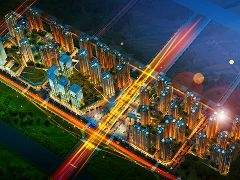 长虹国际城2期效果图