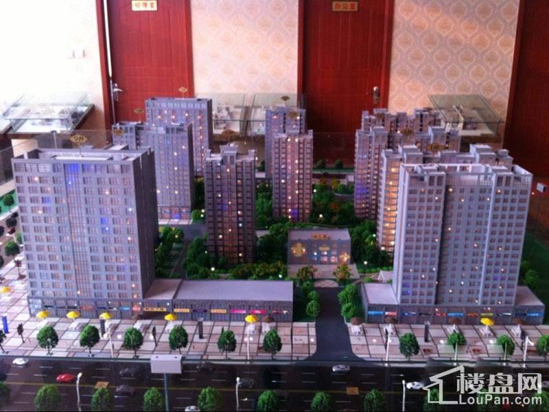 双裕世纪城实景图