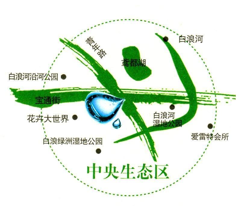 香颂湾位置图