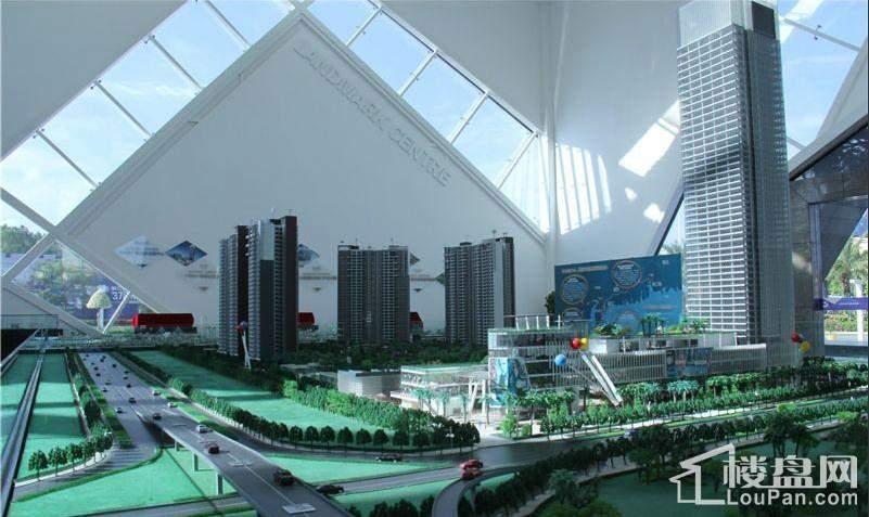 广和·澳海城实景图