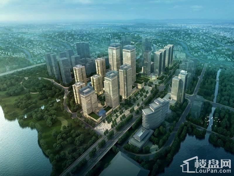 环球金融城效果图