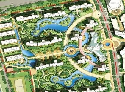 海门中南世纪锦城效果图