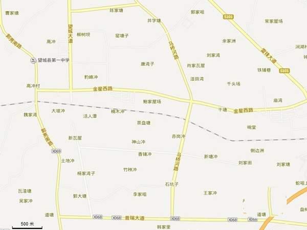绿地香树花城位置图